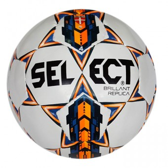 Мяч футбольный New Select Brillant Replica лам. ПВХ размер №4
