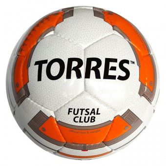 Мяч футзал № 4 TORRES Futsal CLUB ПУ