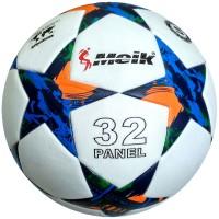 """Мяч футбольный """"Meik-115"""" 4-слоя, TPU+PVC 3.2, 410-450 гр., термосшивка 26068"""