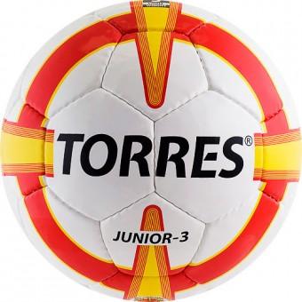 Мяч футбольный № 3 TORRES Junior-3 вес 270-290гр PU