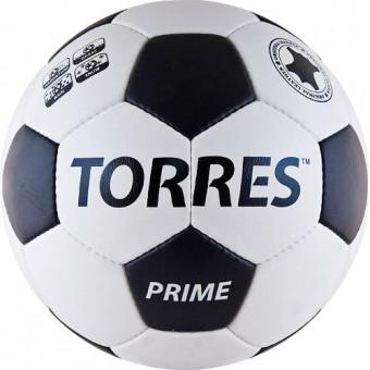 """Мяч футбольный TORRES """"PRIME"""" КОЖА"""