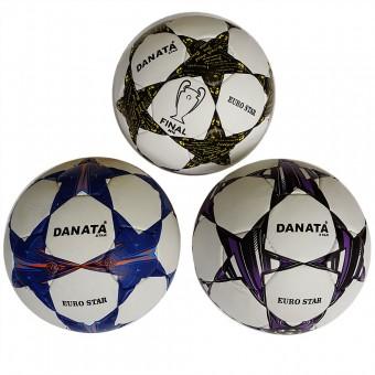 Мяч футбольный Danata EURO STAR пресскожа нов приход сниж цены