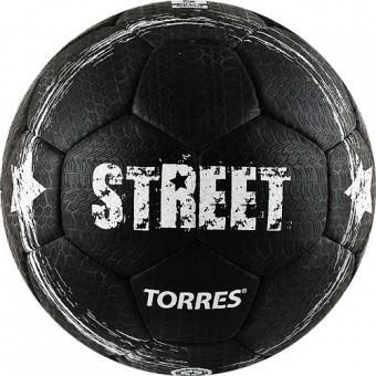 Мяч футбольный TORRES Street