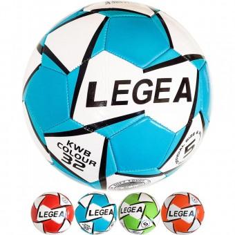 Мяч футбольный №5, 3-слоя PVC 1.6, 300 гр (цв. ассорти) LEGEA