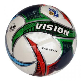 Мяч футбольный Vision Evolution микрофибра