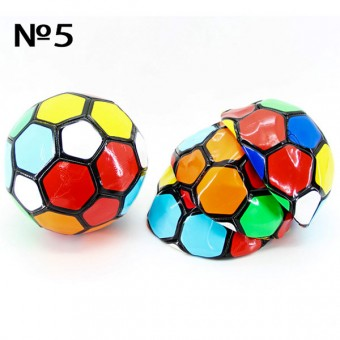 """Мяч футбольный дизайн """" Английской премьер-лиги"""" пресскожа с полим покр."""