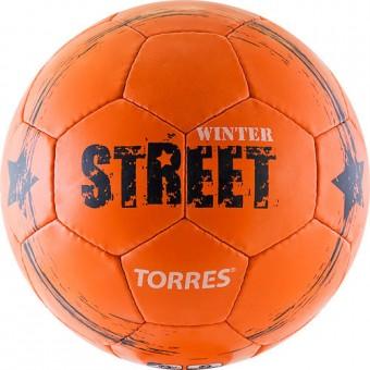 Мяч футбольный TORRES Winter Street