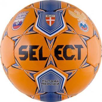 Мяч футзал № 4 SELECT Futsal Replica 2008 лого АМФР и РФС
