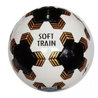 """Мяч футбольный """"TRAIN"""" 4-х сл. 32 пан 400 гр. (1138)"""