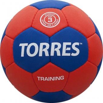 Мяч гандбольный № 3 TORRES Training (5 слоев)