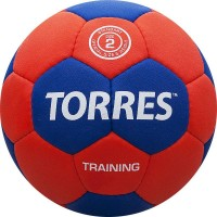 Мяч гандбольный № 2 TORRES Training (5 слоев)