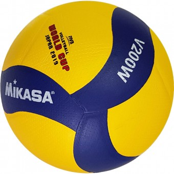 Мяч волейбольный MIKASA - VSV-SF-P розово-белый