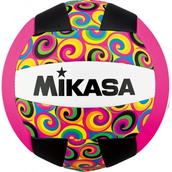 Мяч волейбольный MIKASA GGVB-SWRL, р.5, синт.кожа (ТПУ),