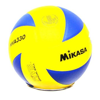 Мяч волейбольный Mikasa MVA 330 синт. кожа офиц. парам. FIVB