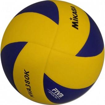 Мяч волейбольный Mikasa MVА 380К синт кожа ПВХ