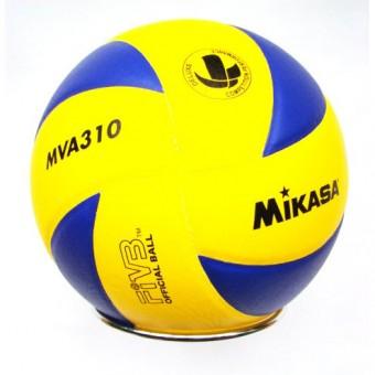 Мяч волейбольный Mikasa MVА 310 синт. кожа офиц. парам. FIVB