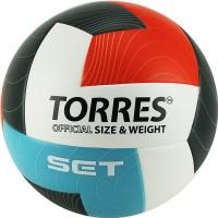Мяч волейбольный TORRES Set (V30045)