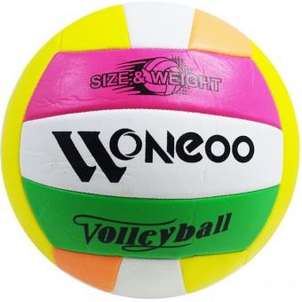 Мяч волейбольный 260 г, 2 цвета (QQ-29)