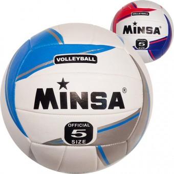 """Мяч волейбольный GALA """"Easy""""BV5083S син. кожа пвх"""