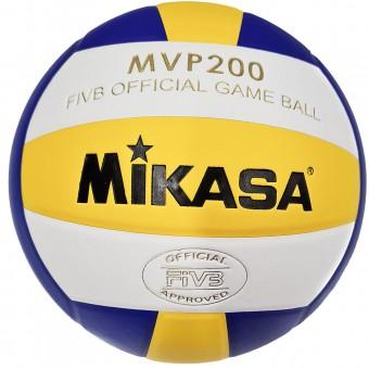 Мяч волейбольный Mikasa, клееный,18 пан., G517