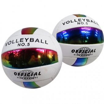 Мяч волейбольный 270 г, 2 цвета (W-22)