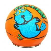 Мяч баскетбольный № 3 оранж.