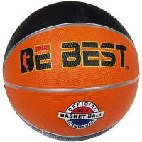 Мяч баскетбольный № 5 Цветной