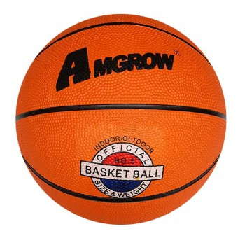 Мяч баскетбольный № 5 оранж.