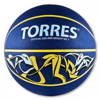 Мяч баскетбольный № 7 TORRES Jam