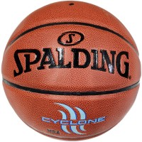 Мяч баскетбольный №7 Spalding CYCLONE, вес 570-650гр, иск. кож SP-21