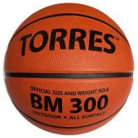 Мяч баскетбольный № 6 TORRES BM300