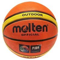 Мяч баскетбольный № 5 MOLTEN GR5-LH (резина) 621