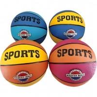 Мяч баскетбольный № 7 (1203-1204) многоцветный