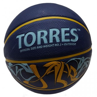 """Мяч баскетбольный № 3 TORRES """"Jam"""""""
