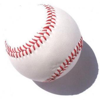 Мяч бейсбольный жесткий 585