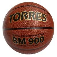 Мяч баскетбольный № 6 TORRES BM 900 PU