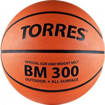 Мяч баскетбольный № 7 TORRES BM300