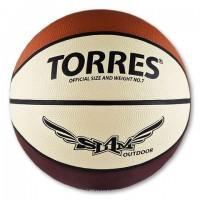 Мяч баскетбольный № 7 TORRES Slam