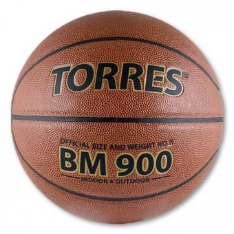 Мяч баскетбольный № 7 TORRES BM 900 PU