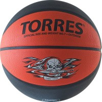 """Мяч баскетбольный № 7 TORRES """"Game Over"""""""