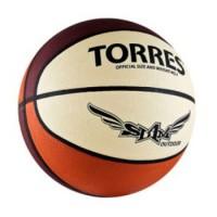Мяч баскетбольный № 5 TORRES Slam (5)
