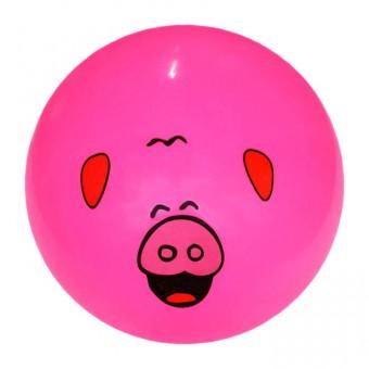 Мяч пластизолевый надувной 220 мм 20СМ-1; 8139
