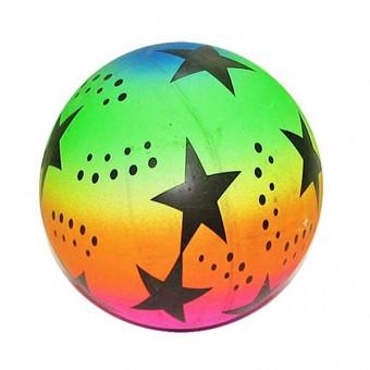 Мяч пластизолевый надувной 22 см (60 г) (25495-2)