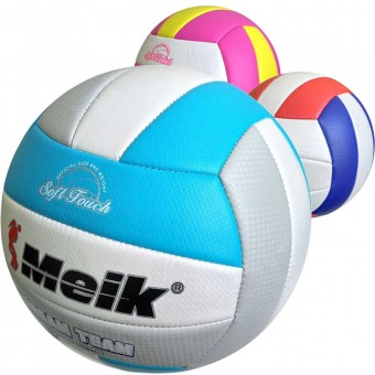 Мяч волейбол PU Meik-VM2805 маш шив 280гр (28678)