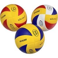 Мяч волейбольный Nikaкa, клееный Арт.202