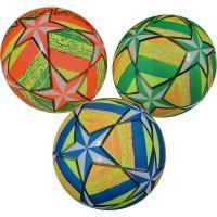 Мяч пластезолевый надувной 22 см 60 г 132541 (Арт.25619-36B)