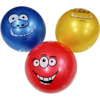 Мяч пластезолевый надувной 22 см 60 г 132545 (Арт.25619-114)