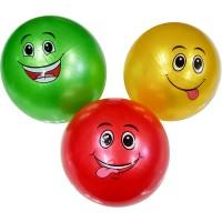 Мяч пластезолевый надувной 22 см 60 г 132549 (Арт.25619-117)