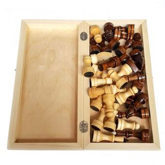 Шахматы лакированные с доской (Киров)