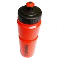 Бутылка для воды спортивная TORRES 0,75л пищевой пл, черн-красн SS1067